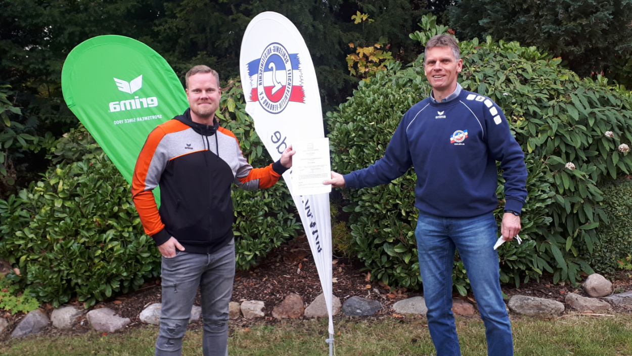 Schleswig-Holsteinischer Leichtathletik-Verband vertraut weiterhin auf die Kompetenz von ERIMA