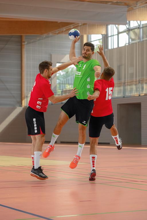 Die wichtigsten Handballregeln einfach erklärt