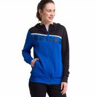 Damen 5-C Trainingsjacke mit Kapuze