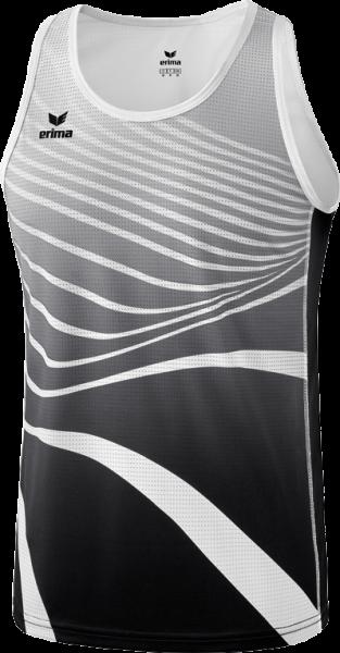 Herren Athletic Line Singlet