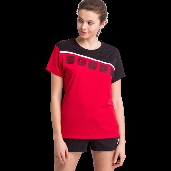 Damen 5-C T-Shirt
