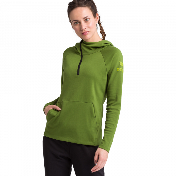 Damen Essential Kapuzensweat