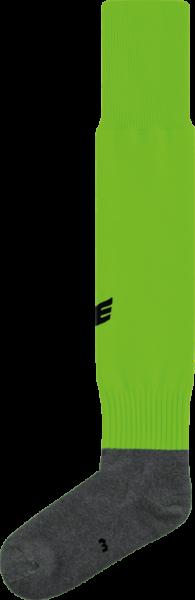 Stutzenstrumpf mit Logo