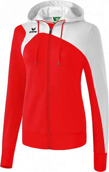 Damen Club 1900 2.0 Trainingsjacke mit Kapuze